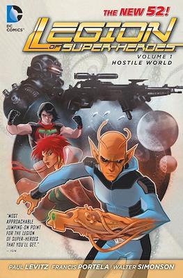 Legion of Super-Heroes Vol. 7 (2011-2013) #1