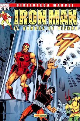 Biblioteca Marvel: Iron Man (2005-2008) (Rústica 160 pp) #12