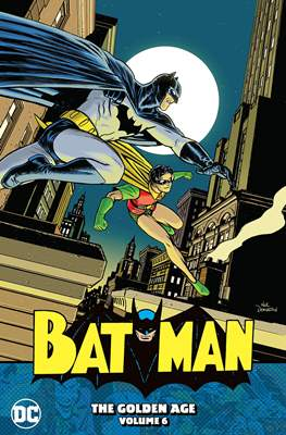 Batman: The Golden Age (Softcover) #6