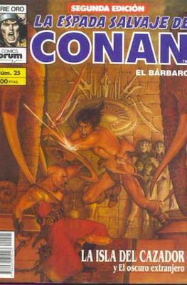 La Espada Salvaje de Conan Vol. 1. 2ª edición (Grapa. 64 páginas) #25