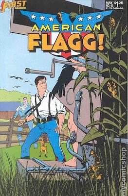 American Flagg! (Comic book) #40