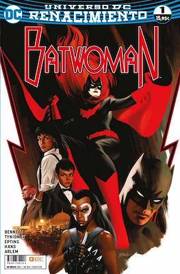 Batwoman. Renacimiento #1