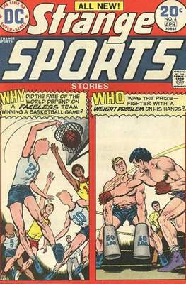 Strange Sports Stories #4