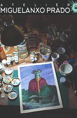 Atelier Miguelanxo Prado (Rústica 52 pp) #