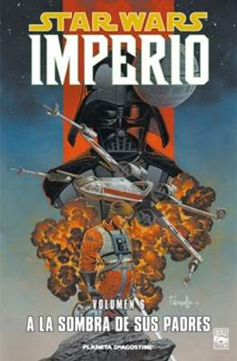 Star Wars. Imperio (Rústica 96-152 pp) #6