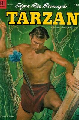Tarzan (Comic-book) #49