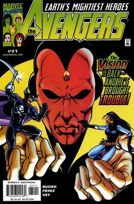 The Avengers Vol. 3 (1998-2004) (Comic-Book) #31