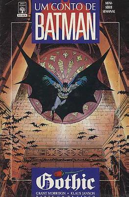 Un conto de Batman - Gothic