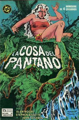 La Cosa del Pantano (1988) (Grapa 36-52 pp) #3