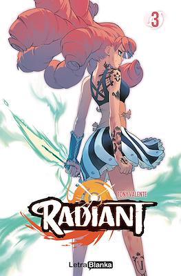 Radiant (Rústica con sobrecubierta) #3