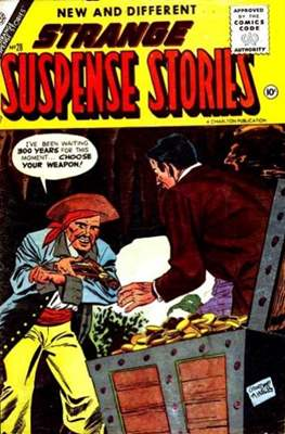 Strange Suspense Stories Vol. 2 #28