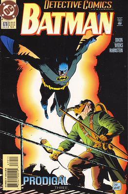 Detective Comics Vol. 1 (1937-2011; 2016-) (Comic Book) #679