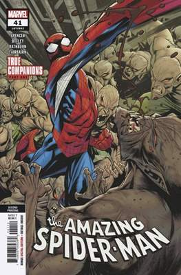 The Amazing Spider-Man Vol. 5 (2018- Variant Cover) (Comic Book) #41.1