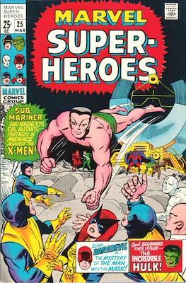 Marvel Super-Heroes (Grapa) #25