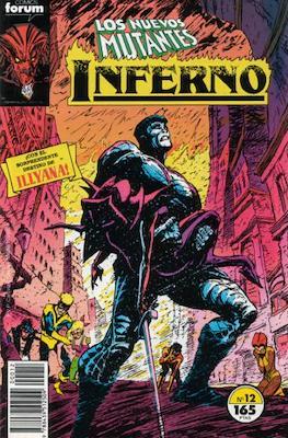 Inferno (1989-1991) (Grapa. 17x26. 32 páginas. Color.) #12
