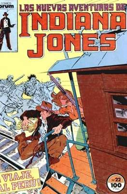 Indiana Jones (Grapa 24 pp) #22