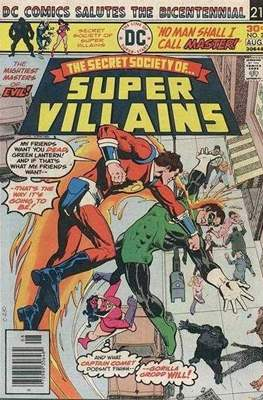 Secret Society of Super-Villains (Comic Book. 1976) #2