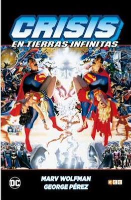 Crisis en Tierras Infinitas XP (Cartoné) #2