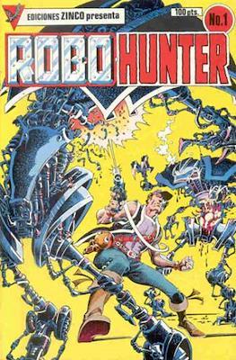 Robo-hunter #1