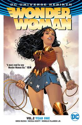 Wonder Woman Vol. 5 (2016-) (Softcover) #2