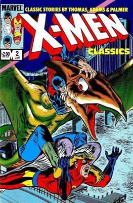 X-Men Classics Vol 1 (Comic Book) #2