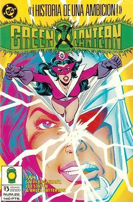 Green Lantern (1986-1987) (Grapa 36-52 pp) #22