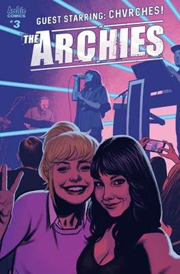 The Archies (2017) (Digital) #3