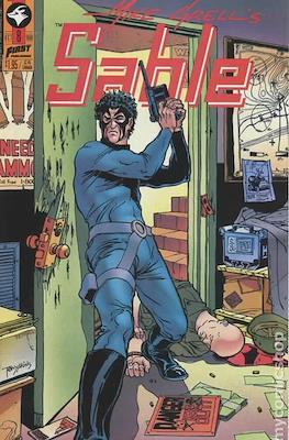 Mike Grell's Sable (1990) (Grapa) #8