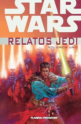 Star Wars: Relatos Jedi (Cartoné 400-464 pp) #1