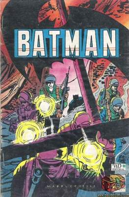 Batman (1987-2002) (Grapa) #11