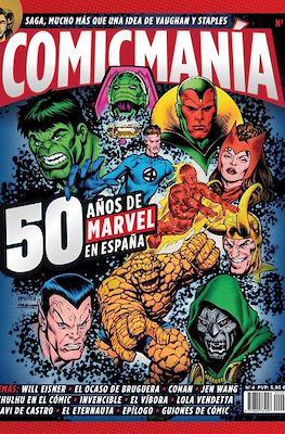 Comicmanía (Revista 100 pp) #4
