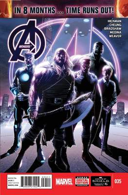 Avengers Vol. 5 (2013-2015) (Comic Book) #35