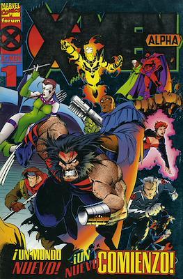 X-Men Alpha (1995). La Era de Apocalipsis
