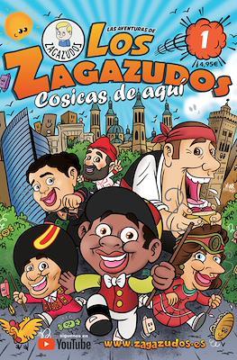 Las aventuras de los Zagazudos (Grapa 28 pp) #1