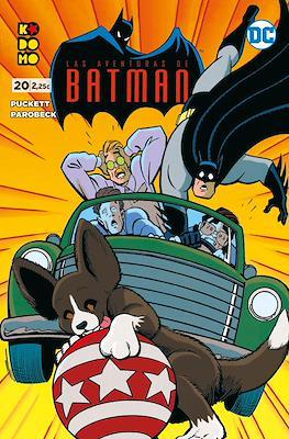 Las aventuras de Batman (Grapa 24 pp) #20