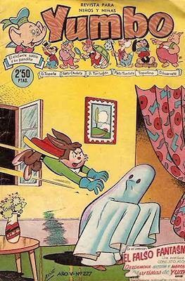 Yumbo. Semanario infantil (Grapa 20 pp) #227