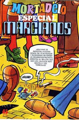 Mortadelo Especial / Mortadelo Super Terror (Grapa 100 / 76 pp) #11