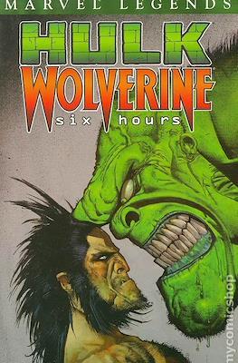 Hulk / Wolverine: Six Hours