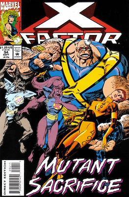 X-Factor Vol. 1 (1986-1998) (Comic Book) #94