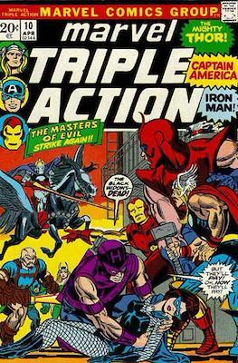 Marvel Triple Action Vol 1 (Comic-book.) #10