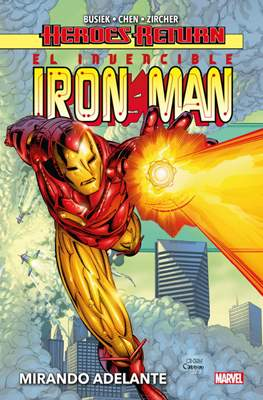 Heroes Return. El Invencible Iron Man