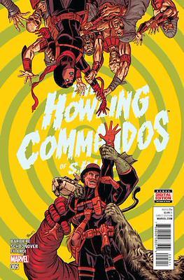 Howling Commandos of S.H.I.E.L.D. (Comic-book) #5