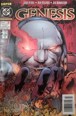 Super DC Presenta (Grapa) #3