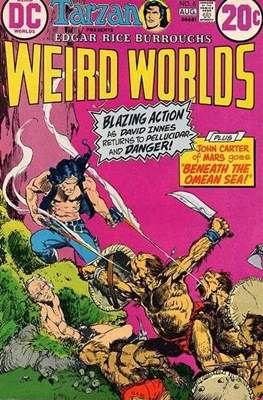 Weird Worlds Vol.1 (1972-1974) #6