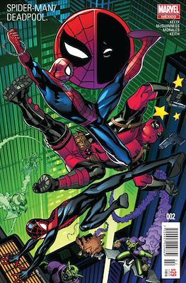 Spider-Man / Deadpool (Grapa) #2