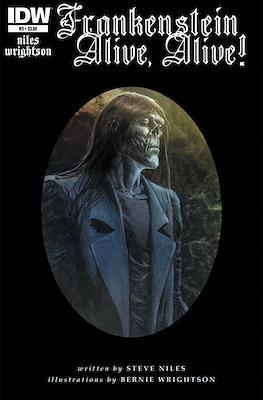 Frankenstein Alive, Alive! (Comic-book) #3