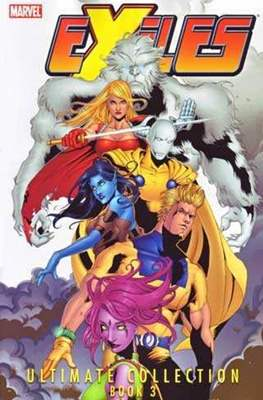 Exiles Ultimate Collection (Tpb) #3