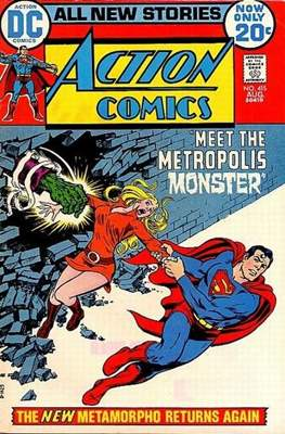 Action Comics Vol. 1 (1938-2011; 2016-) (Comic Book) #415