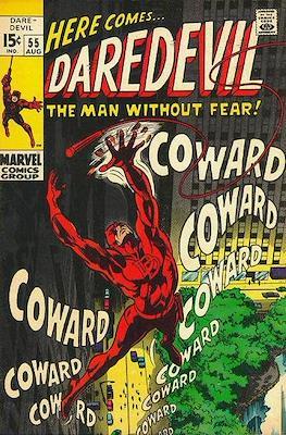 Daredevil Vol. 1 (1964-1998) (Comic Book) #55