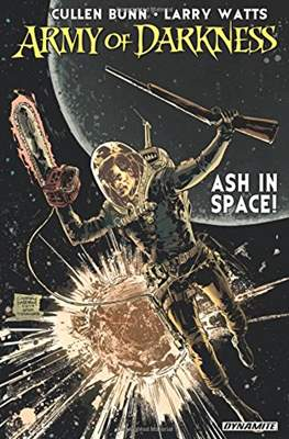 Army of Darkness: Ash in Space!